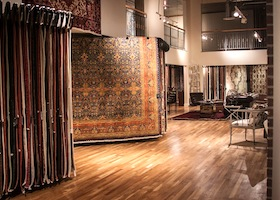 extensive rug selections