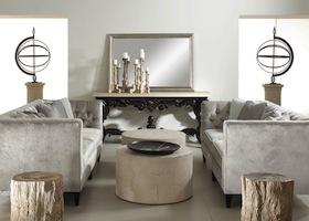 lighter grey motif living room