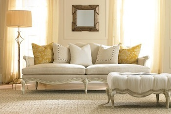 beige tone living room