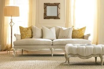beige tone living room