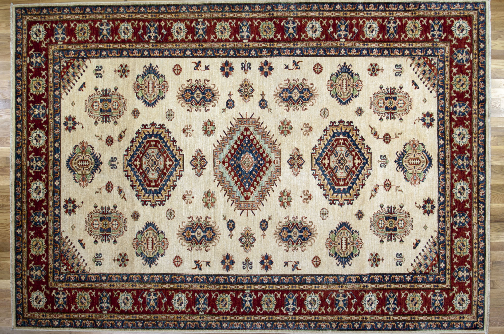 Tribal Rug Kazakh