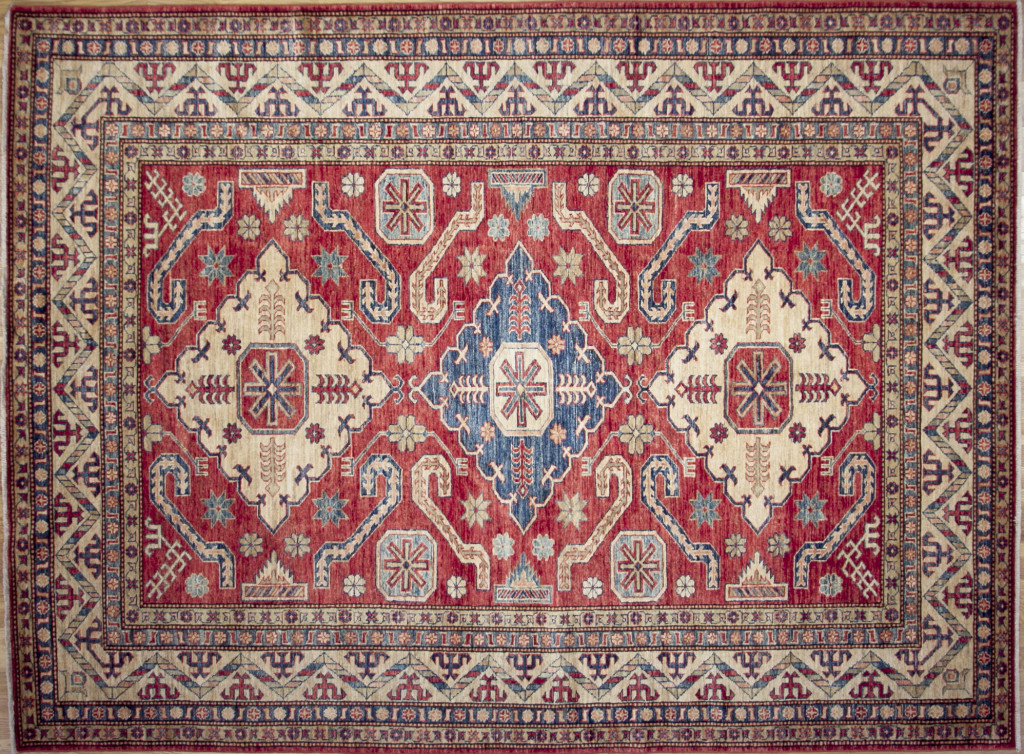 Kazakh Rug, Tribal Rugs in Denver