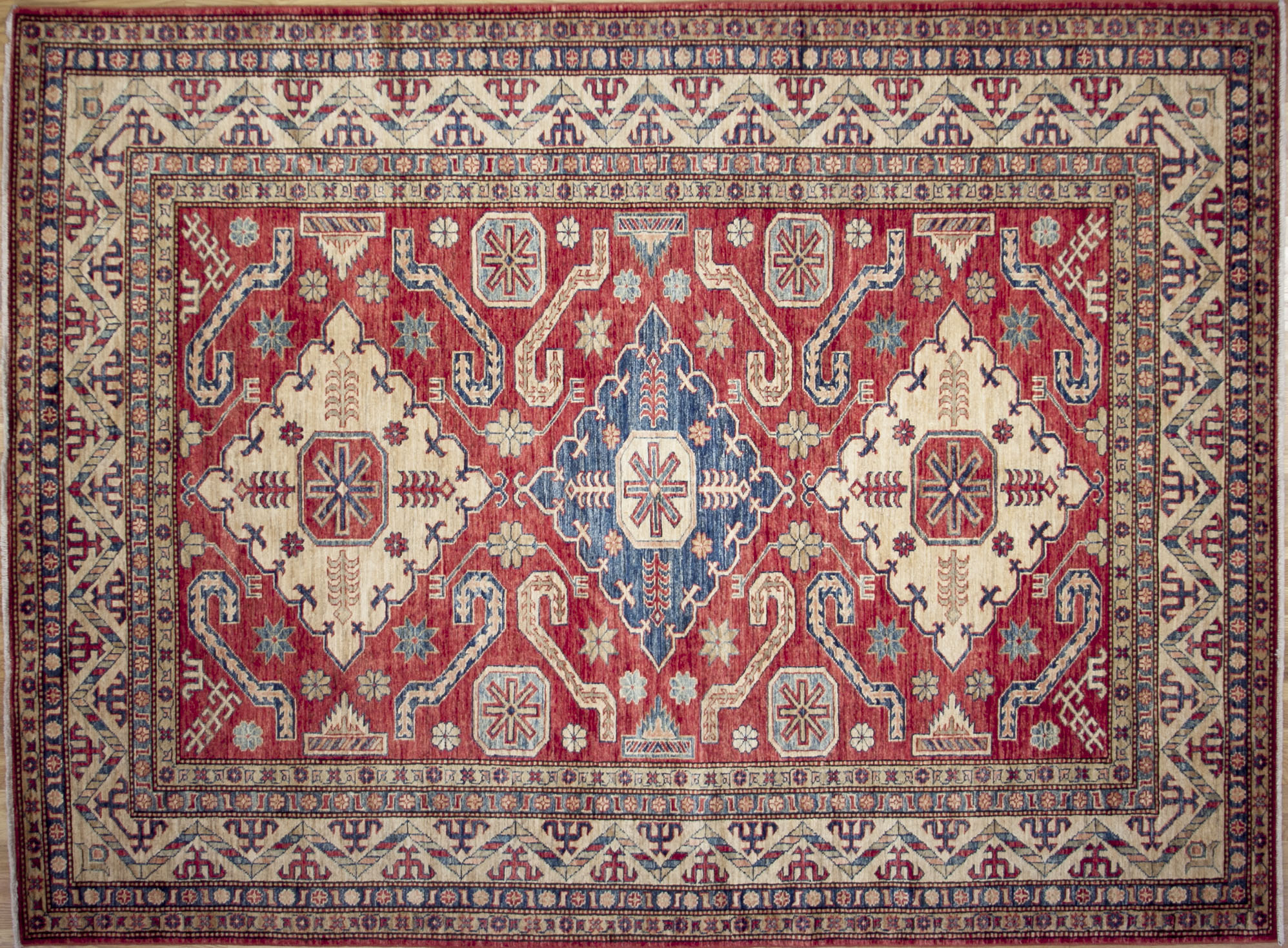 kazakh rug tribal rugs in denver
